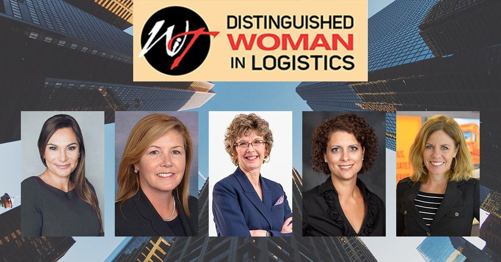 ArcBest CEO wins 2019 Distinguished Woman in Logistics Award