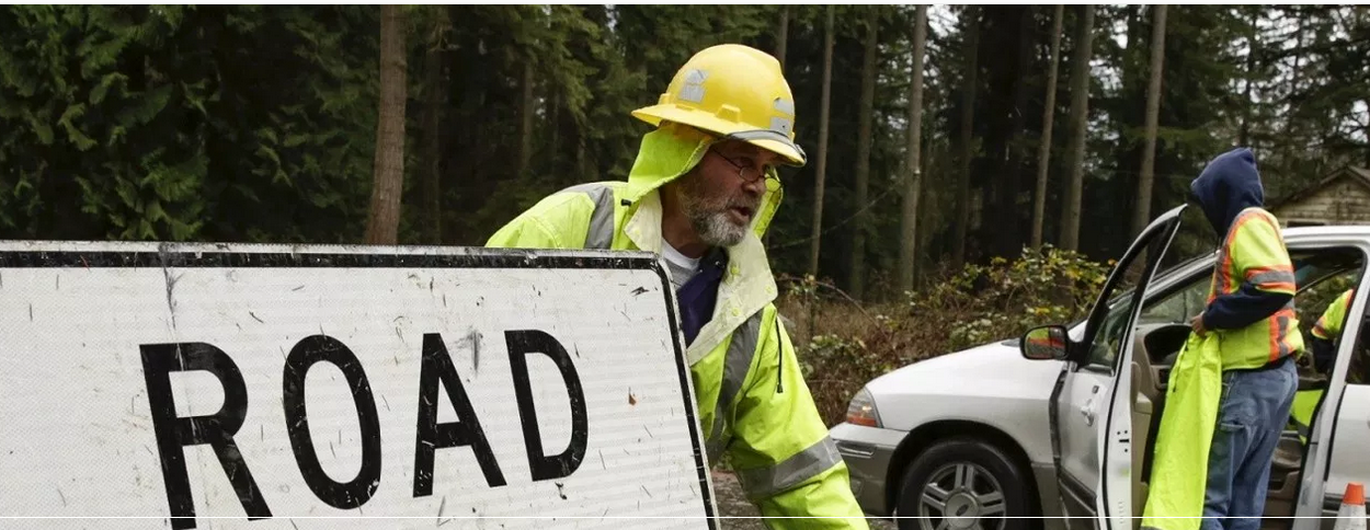 Aging and in need of attention: America's infrastructure and its 17 million workers